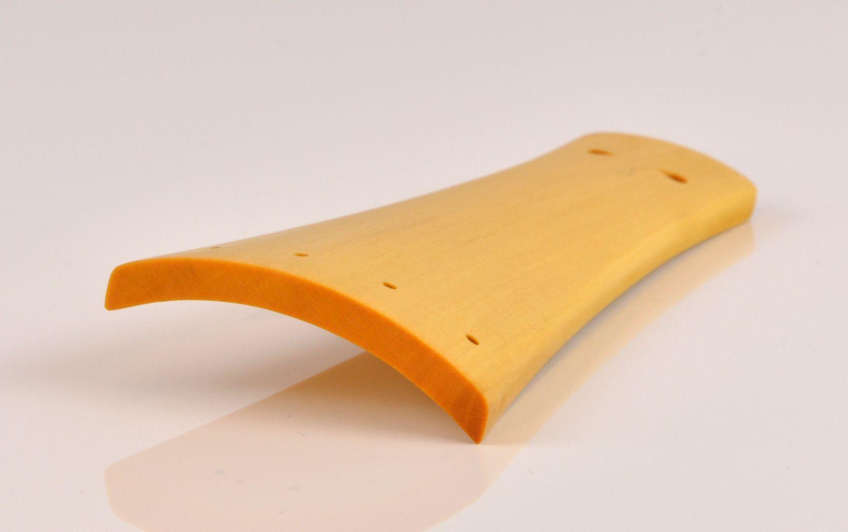 baroque viola tailpiece